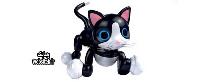 گربه ربات مارس کت، همنشینی جذاب برای گربه دوستان