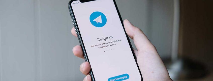 تماس تصویری به نسخه بتای آی او اس تلگرام اضافه شد