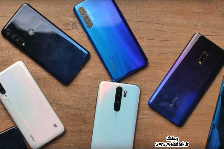 افت فروش 20 درصدی گوشی در سه ماهه نخست 2020